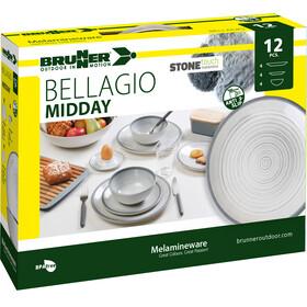Brunner Midday Dishes Set design bellagio
